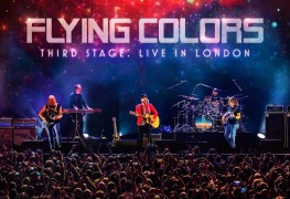 "flying colors - DVD REVIEW: FLYING COLORS - ""Third Stage: Live In London"""