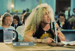 snider scaled - 35 Years Later, TWISTED SISTER's Dee Snider Looks Back On Historic PMRC Hearings