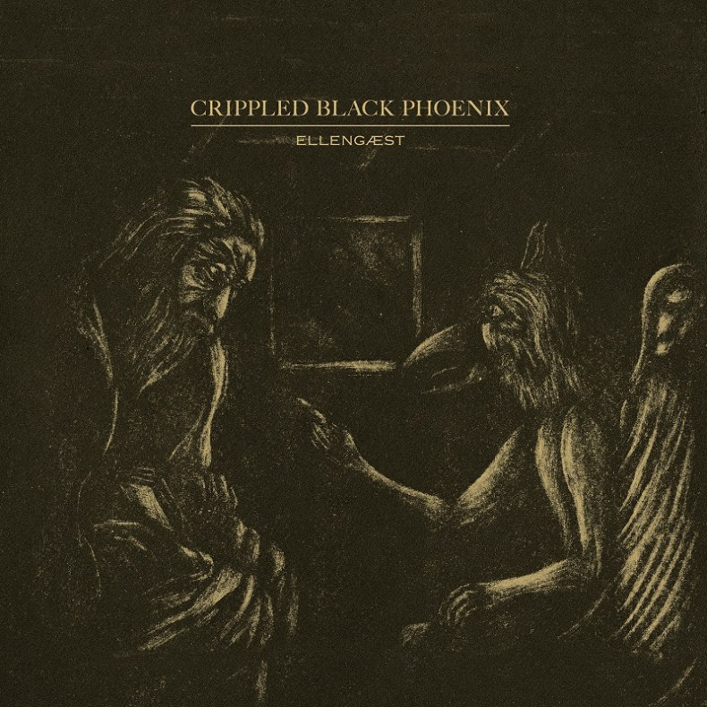 "Crippled - REVIEW: CRIPPLED BLACK PHOENIX - ""Ellengæst"""