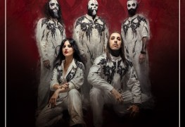 LC - GIG REVIEW: LACUNA COIL Black Anima: Live From The Apocalypse