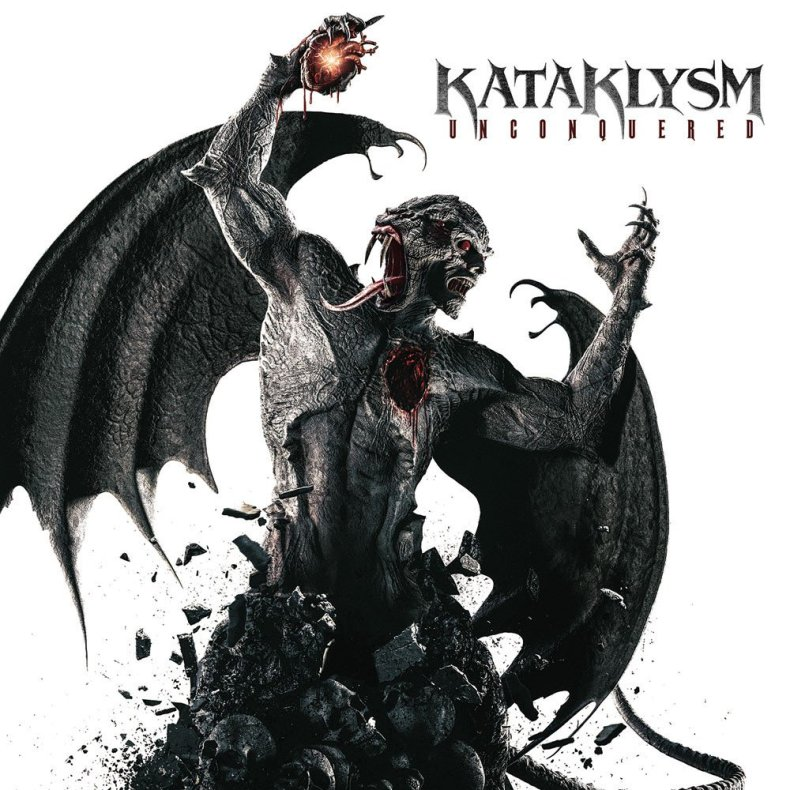 "Unconquered - REVIEW: KATAKLYSM - ""Unconquered"""