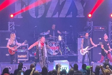 fozzy concert - FOZZY Gig Now Linked To 250,000 COVID-19 Cases In The U.S.