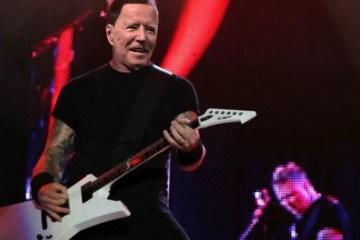 "Joe Biden - Watch President-Elect JOE BIDEN Perform METALLICA's ""King Nothing"""