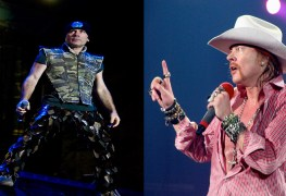 bruce vs axl - BRUCE DICKINSON Always Regretted Not Punching AXL ROSE Straight In The Mouth