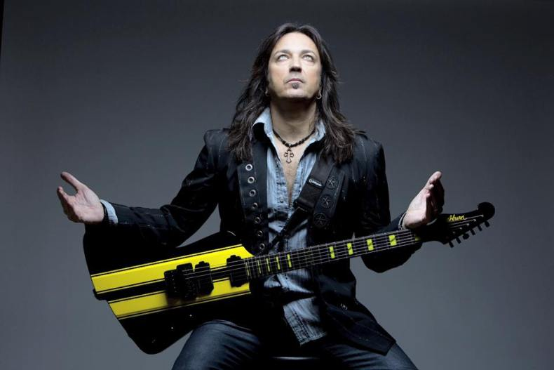 michaelsweet - STRYPER's Michael Sweet Defends Donald Trump; Explains Why He Voted For Him