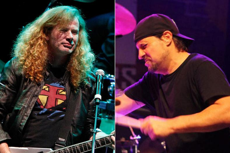Megadeth Dave Lombardo - Dave Lombardo Says He Was Going to Join MEGADETH When He Quit SLAYER; Explains Why He Refused To Join