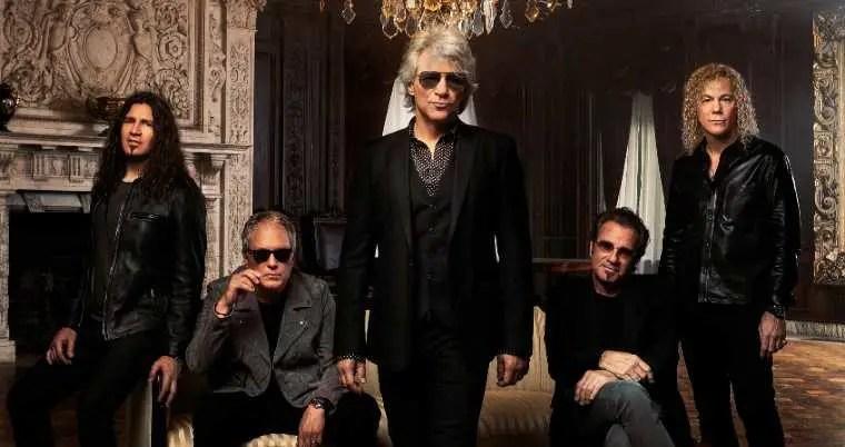 Bon Jovi - Get Ready For BON JOVI 'Encore Drive-In Nights' Concert Series