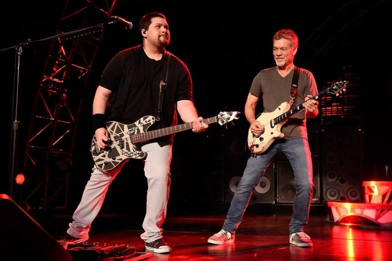 wolfgang van halen - Wolfgang Van Halen Clarifies A Fan's Claim About EDDIE VAN HALEN's Last Show