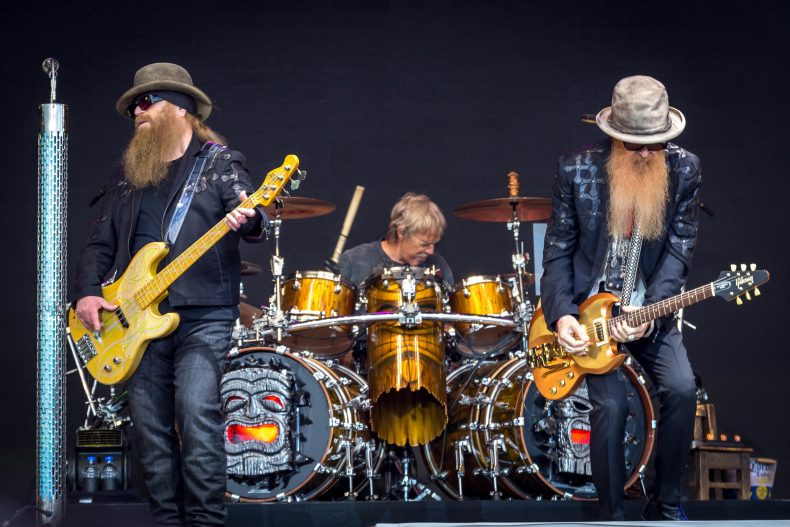 zztop scaled - ZZ TOP Will Move On Without Bassist DUSTY HILL