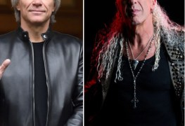 dee snider jon bon jovi - DEE SNIDER Says He Made Fun of JON BON JOVI For How He Behaved At TWISTED SISTER Shows
