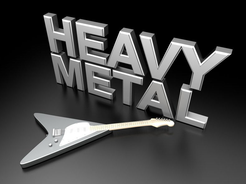 Heavy metal music - How Heavy Metal Music Affects The Brain