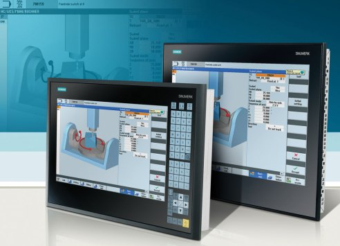 Image result for Siemens CNC Panel