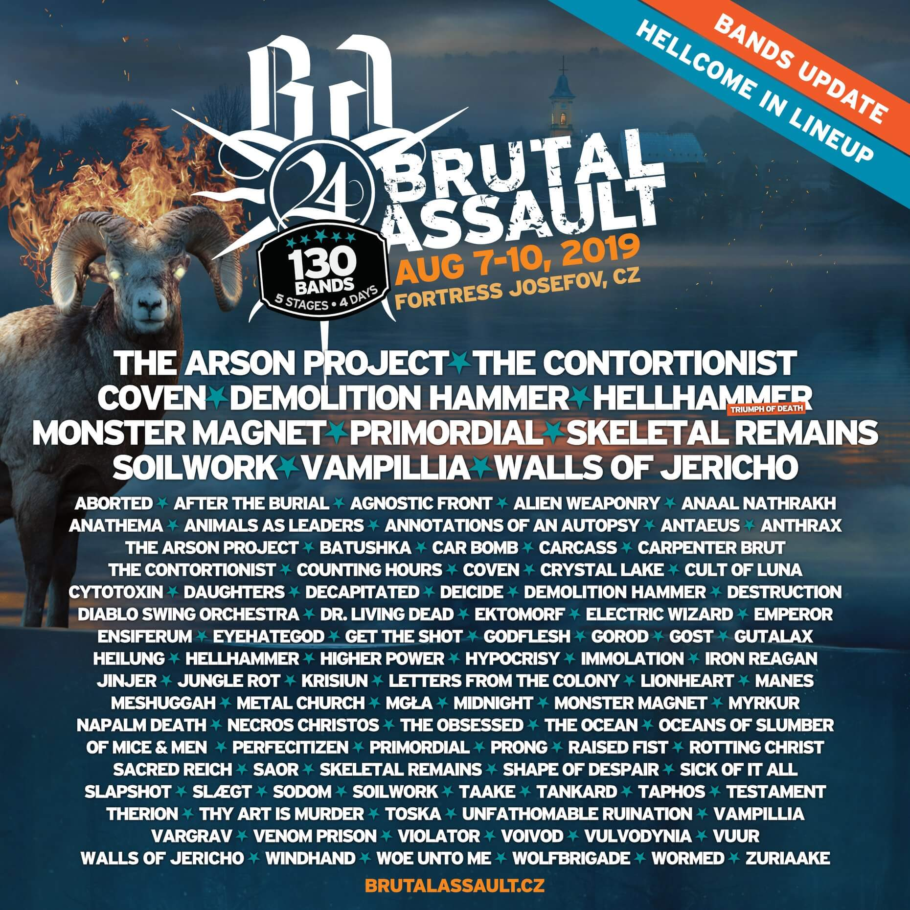 brutal assault - 2019 - upd04feb