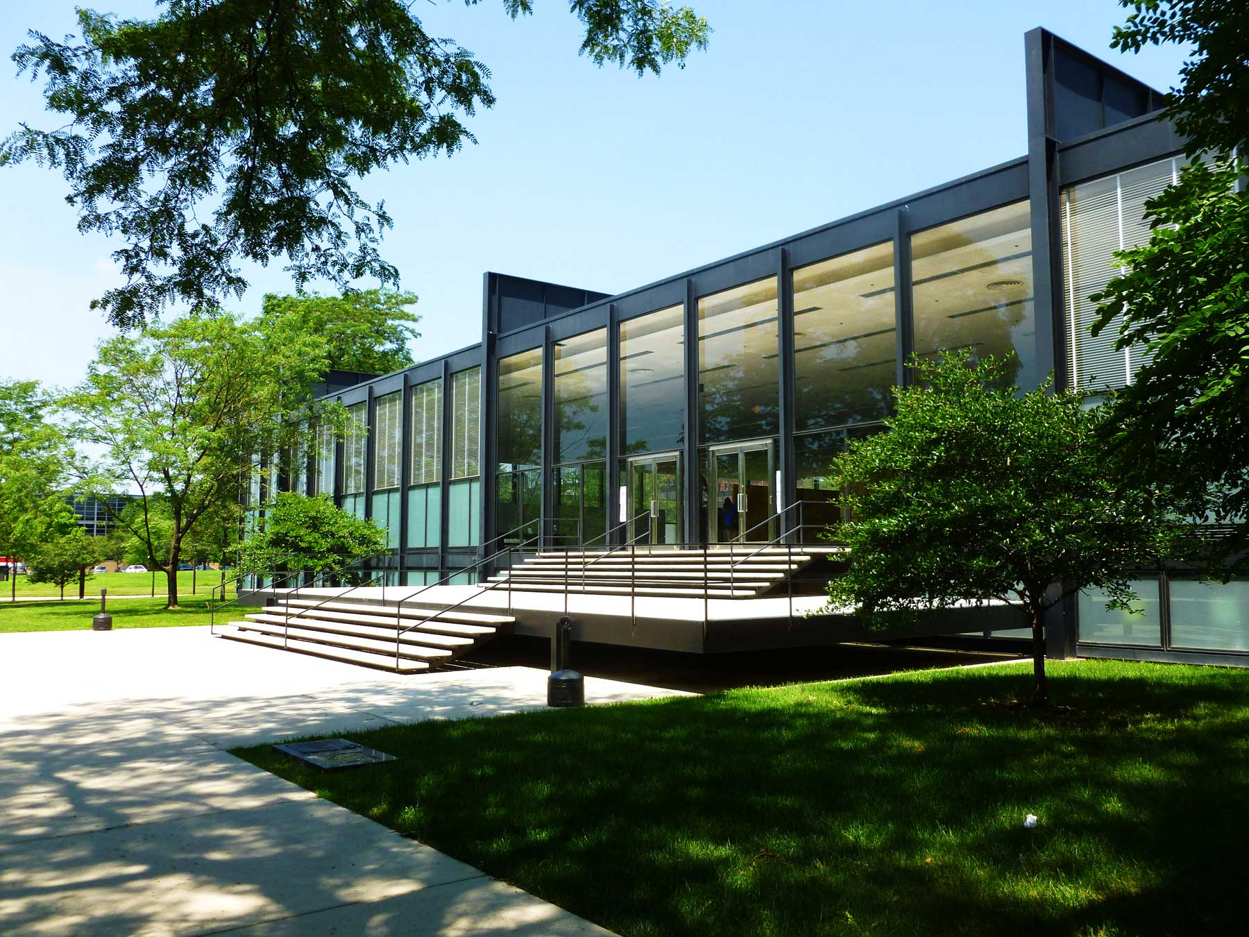 mies van der rohe and the significance of fact  Metamechanics
