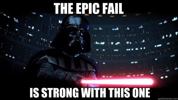 Image result for epic fail meme