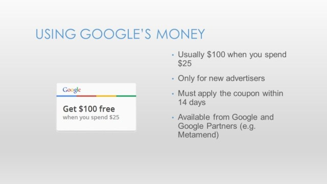 Google Adwords for Small Business - Slide39