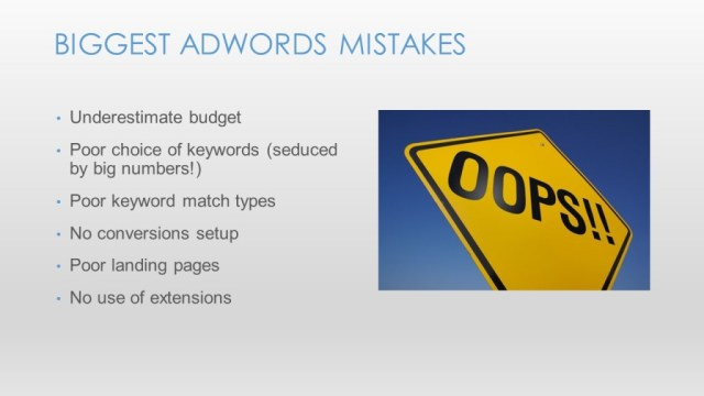 Google Adwords for Small Business - Slide40