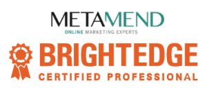 Metamend is BrightEdge Certified