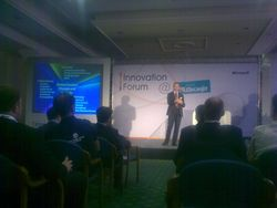 Jan Muehlfeit @ Innovation Forum