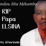 Hommage à ELSINA par Paterne  MACKWAH NGONDATHE