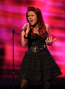 american-idol-allison-iraheta-alone