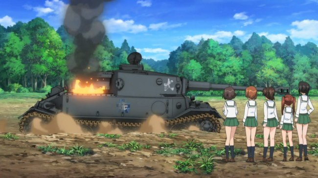 Girls und Panzer 10 CR (9)