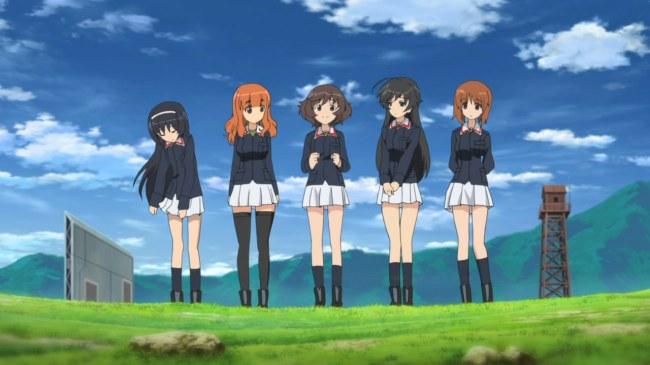Girls und Panzer 10 c (1)