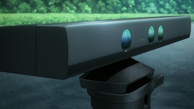 RoboNo Game Kinect