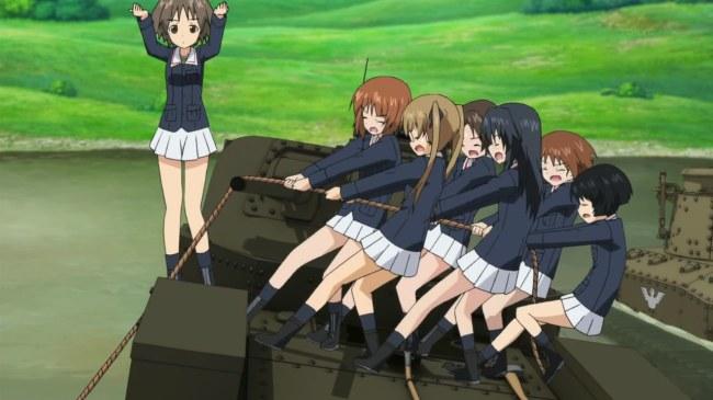 Girls und Panzer 11 (7)