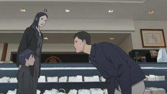 Hisao meets Motoki