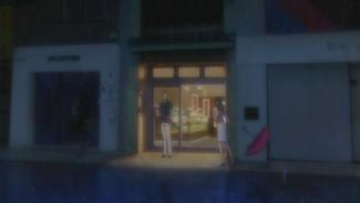 Noriko asks for Hisao