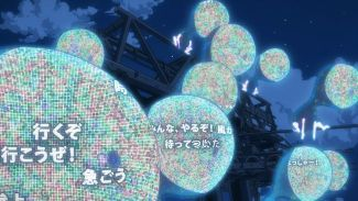 Gatchaman Crowds 011