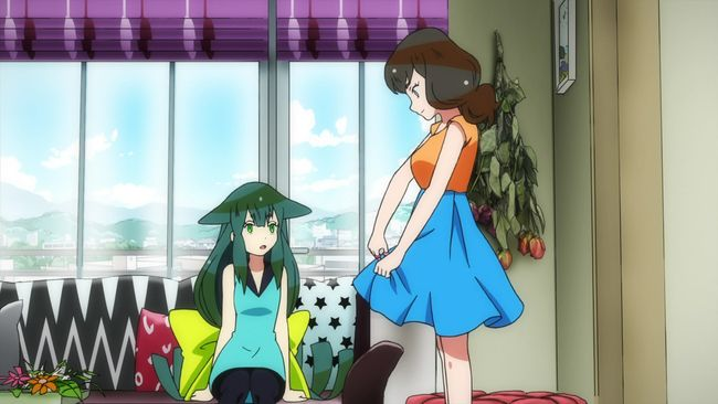 Gatchaman Crowds 006