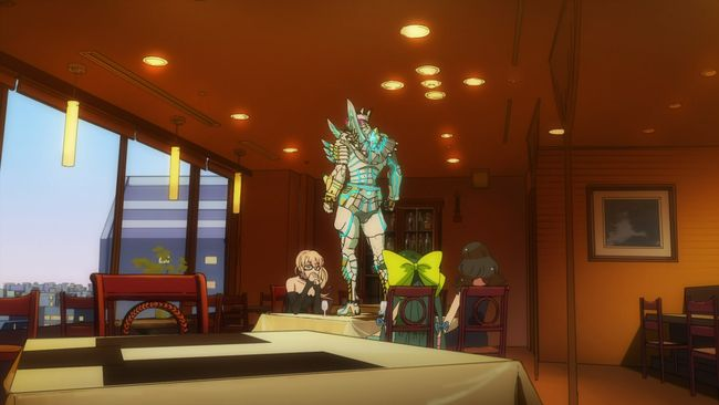 Gatchaman Crowds 009