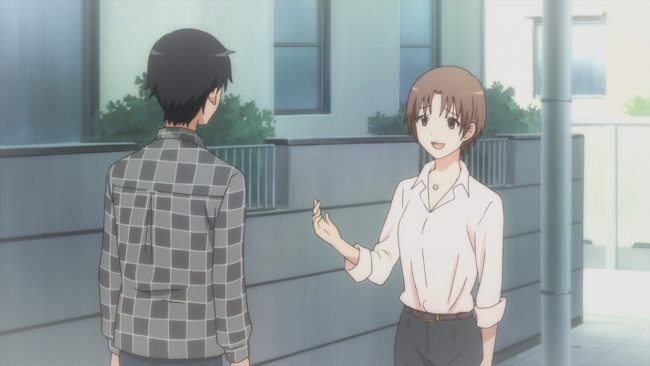 Jyouji always had terrible fashion sense