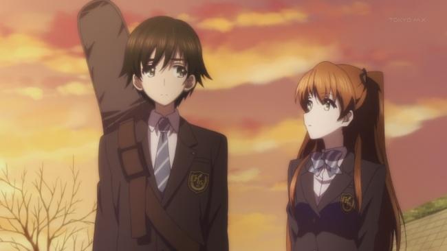 Setsuna definitely has a thing for Haruki