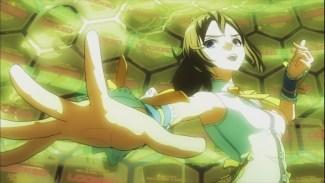 Kirishima's triumph