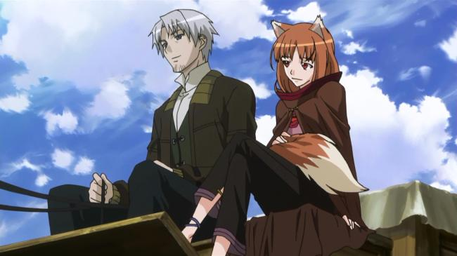 Spice and Wolf OP (3)