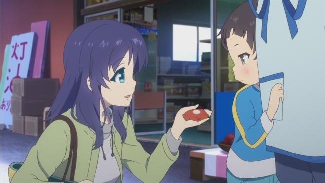 Nagi no Asukara-Chisaki and Akira