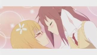 Sakura Trick-In Mitsuki's head