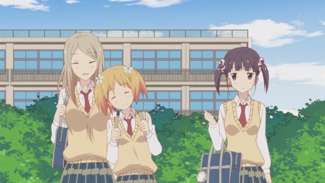 Sakura Trick-Making Haruka jealous