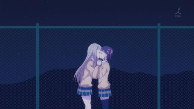 Sakura Trick-Shizuka and Kotone