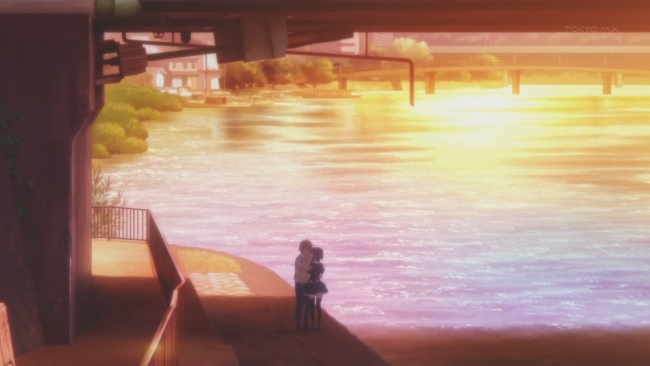 Chuu2koi Ren-This long shot was really nice