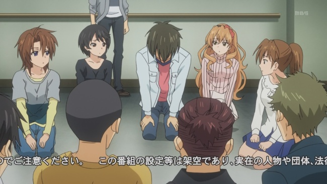 Golden Time-Apologizing