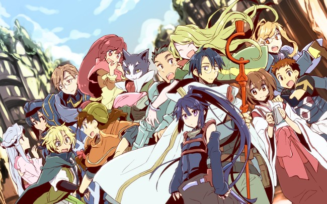 Log Horizon 25