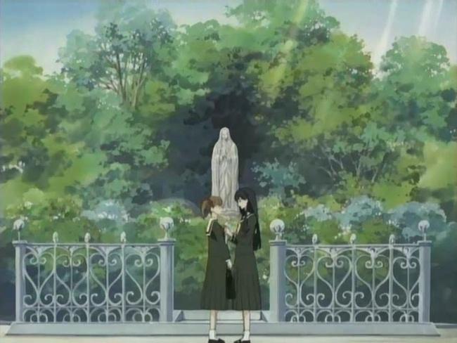 Maria-sama-The start of it all
