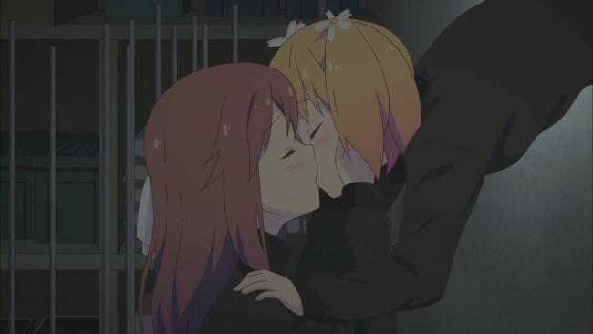Sakura Trick-Saving Haruka