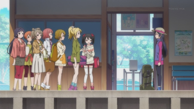 Love Live-I think they forgot someone