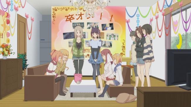 Sakura Trick-Happy Graduation