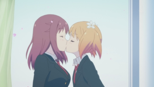 Sakura Trick-Kiss and Love